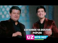 Zafarbek Qurbonboyev va Doston Ibodullayev - Popuri (Klip HD)