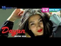 Botir Xon - Dayan (Klip HD)