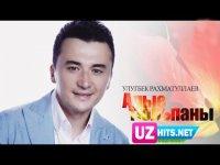 Ulugbek Rahmatullayev -  Алые тюльпаны  (Klip HD)