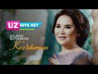 Zulayho Boyhonova - Ko'z tutarman (Klip HD)