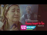 Otabek Muhammadzohid - Onang hayot bo'lsa (Klip HD)
