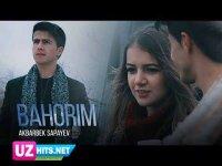Akbarbek Sapayev - Bahorim (Klip HD)