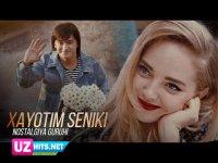 Nostalgiya guruhi - Hayotim seniki (Klip HD)