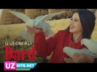 G'ulom Ali - Dard (Klip HD)