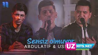 Abdulatif & Usmon - Sensiz olmuyor (Klip HD)