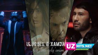 Ulug'bek & Xamdam Sobirov - Ko'zlari yolg'onim (Klip HD)