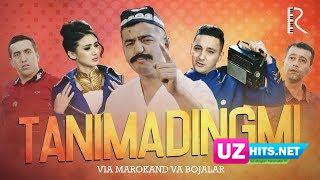 Bojalar va VIA Marokand - Tanimadingmi (Klip HD)