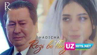 Hadicha - Rozi bo'lling (Klip HD)