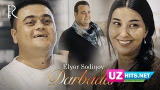 Elyor Sodiqov - Darbadar (Klip HD)