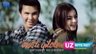 Ortiqboy Ro'ziboyev - Baxtli qilolmadim (Klip HD)