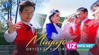 Ortiqboy Ro'ziboyev - Mayajon (Klip HD)