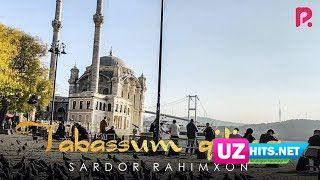 Sardor Rahimxon - Tabassum qiling (Klip HD)