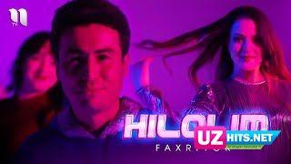 Faxriyor - Hilolim (Klip HD)